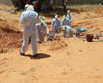 Libya'da Hafter vahşeti: Yanmış halde bulundu