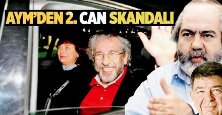 AYM'den 2. Can skandalı