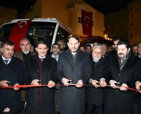Ağrı'da 66 yeni halk otobüsü hizmete başladı