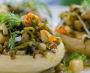 Lezzetli ve pratik zeytinyağlı enginar yapımı