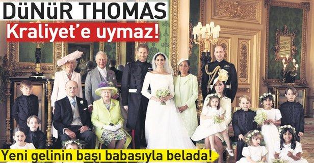 Dünür Thomas Kraliyet'e uymaz