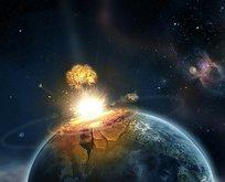 NASA açıkladı: Dünyaya doğru geliyor, felaketi getiriyor!