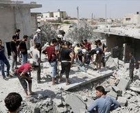 İdlib'te ölü sayısı artıyor!