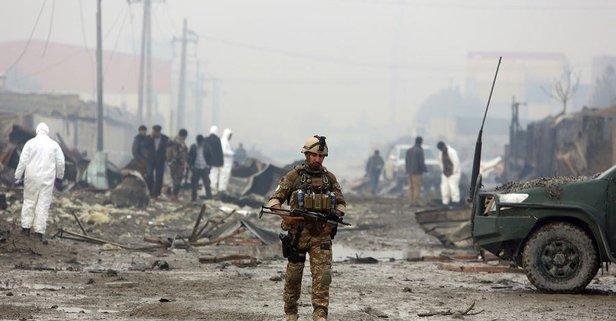 Ülke şokta! Taliban karakola saldırdı