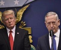 Mattisten Suriye açıklaması! ABD çekilecek mi?