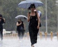 Meteoroloji tahminlerine göre yurt genelinde hava durumu