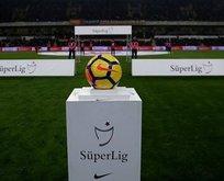 Süper Lig'in 33. haftasında fikstür değişti!