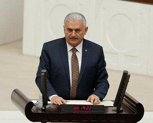 Yıldırım: Kılıçdaroğlu elini çabuk tutsun