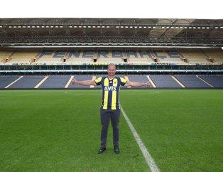 Fenerbahçe efsanesi Alex de Souza yıllar sonra Samandıra'da!