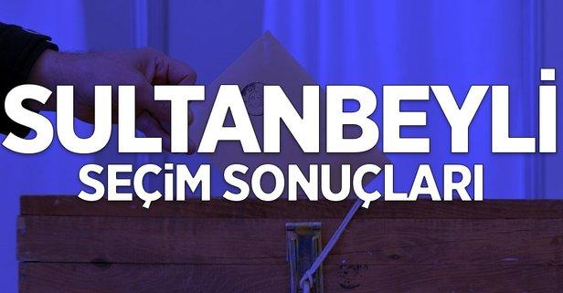 İstanbul Sultanbeyli 2019 yerel seçim sonuçları!