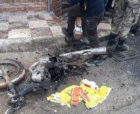 Suriye'nin El Bab şehrinde bombalı saldırı