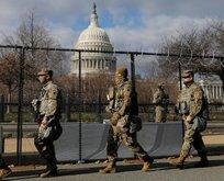 Ulusal Muhafızlar Washington'dan çekildi