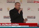 Başkan Erdoğan: Bunun adı ittifak değil! İltihaktır