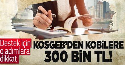 Personel için 90 bin, yazılım için 50 bin,Yurt dışı fuar ve seyahat: 150 bin TL: KOSGEB'den KOBİ'lere para yağacak