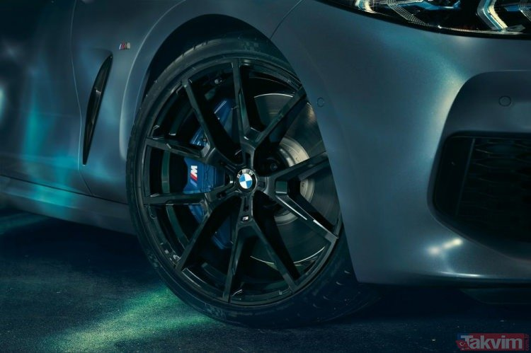 Alman otomotiv BMW, M850i modelinin First Edition versiyonunu tanıttı