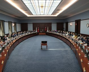 AK Parti MKYK toplandı!