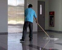 İŞKUR'dan Türkiye geneli temizlik personeli alımı!