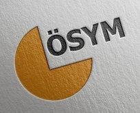 ÖSYM'den son dakika YKS tercih ve yerleştirme tarihi açıklaması