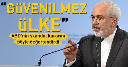 İrandan ABDye sert Türkiye tepkisi