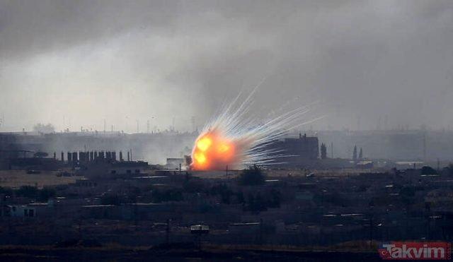 İşte Mehmetçik'in teröristlei vurduğu an! Dünyaca ünlü ajans böyle duyurdu