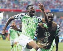 Musa Nijerya'yı uçurdu