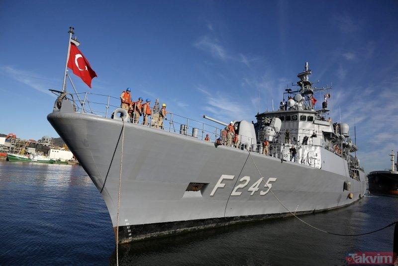 İşte ülkelerin deniz kuvvetleri gücü! (Türkiyenin denizdeki gücü ne kadar?)