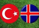Türkiye İzlanda Canlı anlatım İzle |Türkiye İzlanda canlı skor maç kaç kaç