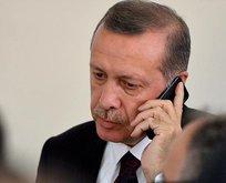Başkan Erdoğan'dan Filistin için bir görüşme daha!
