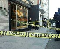 Silivri'de kuyumcuya soygun girişimi! Silahlar patladı