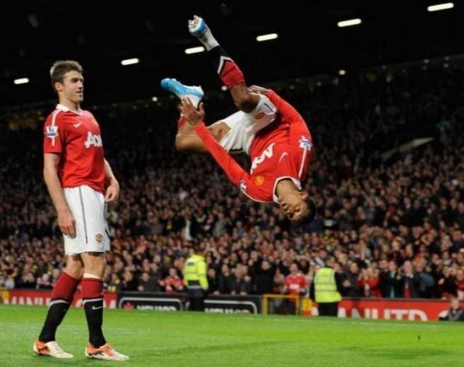 En ilginç gol sevinçleri