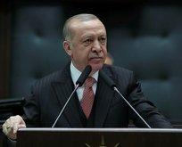 Başkan Erdoğan'dan 128 milyar dolar yalanına net yanıt
