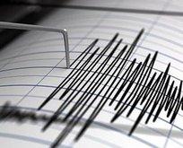 Japonya da şiddetli deprem!