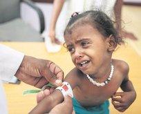 Yemen ağlıyor