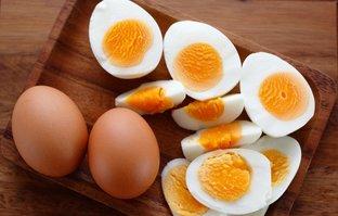 Yumurtada kaç kalori var? Yumurta sarısı kalori cetveli 2020