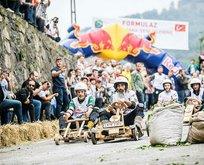 Red Bull Formulaz başlıyor