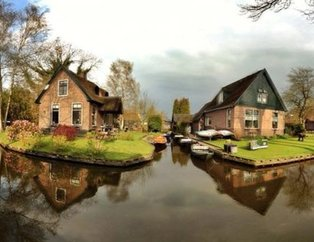 Dünyanın en huzurlu köyü! Ne yol var ne de araba