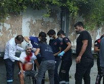 Taksim'deki değnekçi teröründe flaş gelişme
