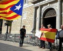 İspanya Katalonya'nın kararını iptal etti