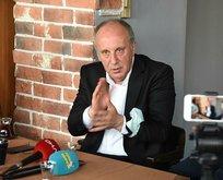 İnce'den Millet İttifakı'na ağır eleştiri