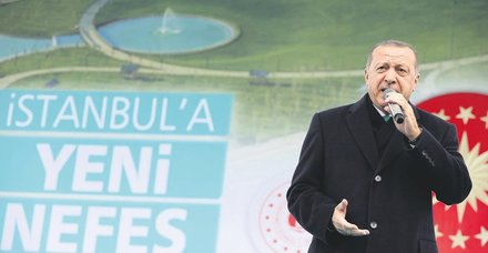 Başkan Erdoğan: Hakarete izin vermeyiz