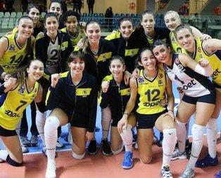 Fenerbahçe OPET, Avrupa'da dolu dizgin