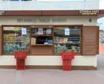 İstanbul'da 'Halk ekmek zammı'na vatandaş tepki gösterdi!