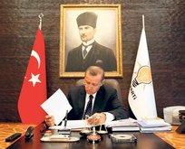 Erdoğandan yerel seçim anketi! Kapalı zarfta isimleri aldı
