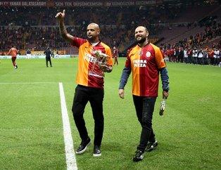 Tomas Ujfalusi ve Felipe Melo'dan Fenerbahçelileri kızdıracak poz