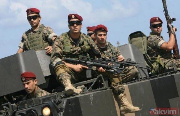 Hangi ülkenin kaç tane askeri var? Türk ordusu dünyaya korku salıyor!