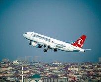 Türk Hava Yolları yine rekor kırdı
