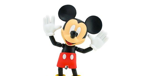 Ailece Hadi Ipucu Mickey Mouse Karakterini Oluşturan Karikatürist