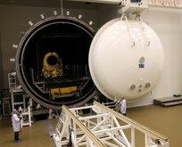 Türkiyenin ilk uydu merkezi kapılarını açtı