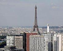 Paris'te şiddetli patlama sesi