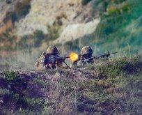 5 terörist etkisiz hale getirildi! Herekol karargahı çöktü